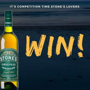 Stones Original – Win a Swag Before Easter