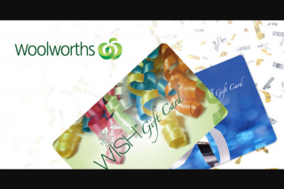 Student Edge – Win 1 of 10 $50 Woolworths Wish Egift Cards (prize valued at $500)
