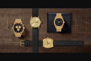 Style magazines – Win an Amazing Nixon Prize Pack (prize valued at $580)