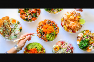 Style Magazines – Win 30 Days' Worth of Poke-Loving Goodness Worth Over $450 (prize valued at $450)
