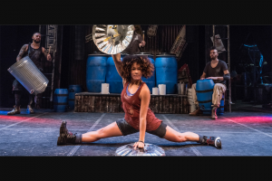 Style magazines – Win Three Double Passes Up for Grabs to See International Sensation Stomp
