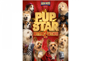 Sweepon – Win 1 of 7 DVD Packs Including The New Pup Star Better 2gether