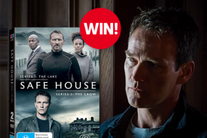 Sweepon – Win 1 of 6 Safe House Series 1 – 2 DVD Boxsets (prize valued at $210)