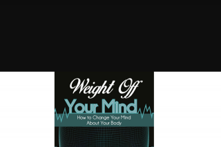 Sweepon – Win 1 of 5 'weight Off Your Mind' Books (prize valued at $125)