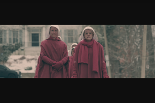 Switch – Win One of Five Copies of 'the Handmaid's Tale Season 1' on DVD