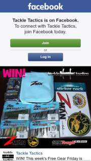 Tackle Tactics – Win a Z Man Lures Prize Pack