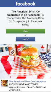 The American Diner Co Coorparoo – Win an American Diner Co $60 Food Voucher