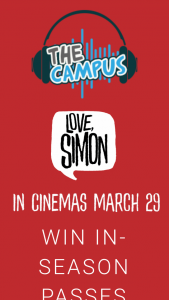 The Campus – Win a Double Inseaon Pass