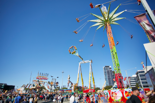 The Edge 96.1 – Win Your Way to The Sydney Royal Easter Show Stay Tuned to Mike E & Emma In Breakfast for Your Chance to Win