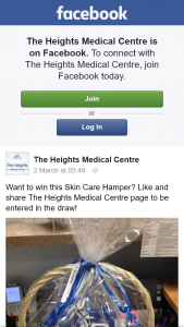 The Heights Medical Centre – Win this Skin Care Hamper