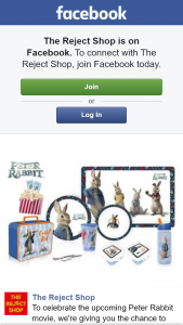 The Reject Shop – Win Family Movie Tickets All of Our Exclusive Peter Rabbit Melamine Range.plus Some Yummy Easter Goodies (prize valued at $120)