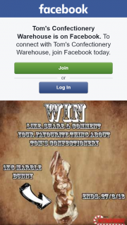 Tom's Confectionery Warehouse – Win 1kg Chocolate Marble Bunny