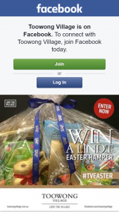 Toowong Village – Win an Easter Hamper