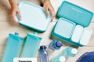 Tupperware – Win a Mega Getaway Pack for You and a Friend (prize valued at $298)