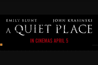 Visa Entertainment – Win One of 30 Double Passes to See a Quiet Place