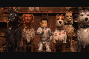 Weekend edition Gold Coast – Win One of 100 Double Passes to The Weekend Edition's Preview Screening of Isle of Dogs