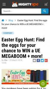Win a Logitech Ue Megaboom