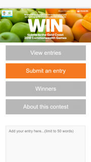 Woolworths Rewards – Win Their Way There With One Easy Question