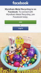 Wyndham Metal Recycling – Win 1/3 Easter Goodies and $50 Coles Myer Gift Card