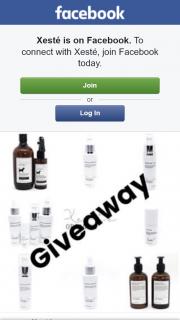 Xeste – Win Huge Beauty Giveaway