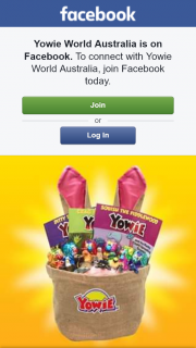 Yowie World Australia – Win One of Twenty Yowie Baskets