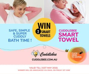 Babyology – Win 2 Smart Towels