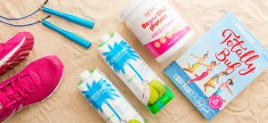 Cocobella & Buf Girls – Win a major prize of of 3 month's worth of Cocobella Coconut water plus more OR 1 of 4 runner up prizes