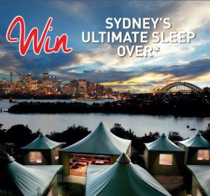 Forestway Shopping Centre – Win a night at Taronga Zoo's Roar and Snore for a family of 4 OR 1 of 5 runner up prizes