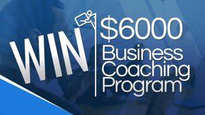 Max My Profit – Win a $6,000 Business Coaching Program