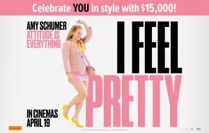 Network Ten – Bachelor In Paradise I Feel Pretty – Win a major cash prize valued at $15,000