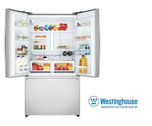 Now To Love – Win an all new Westinghouse Fridge filled with chocolate valued at over $2,599