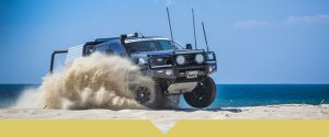Pat Callinan's – 4X4 Adventures – Win a prize pack valued at $3,500 including a GoPro Karma Drone, GoPro and more