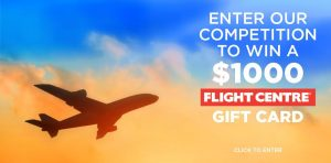 Protect-A-Bed – Win a Flight Centre gift card valued at $1,000 AUD