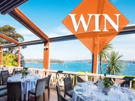 Think Local – Win a Lunch Dining Experience for 8 people valued at $500 OR a Sparkling Hight Tea for 2 valued at $110