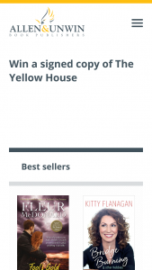 Allen & Unwin – Win a Signed Copy of The Emily O'grady's Vogel's Award Winning The Yellow House