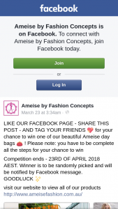 Ameise by Fashion Concepts – Win One of Our Beautiful Ameise Day Bags