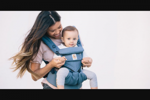 Babyology – Win an Ergobaby Omni 360 Carrier Cool Air Mesh (prize valued at $897)