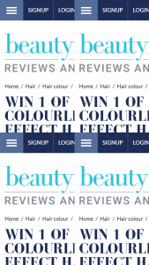 Beauty Heaven – Will Score a Colourless Prize Pack Featuring Max Effect
