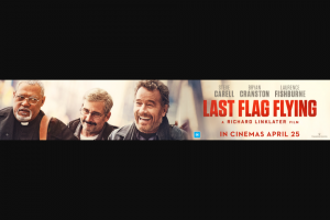 Best Western Hotels & Resorts – Win One of 25 Double Passes to See Last Flag Flying