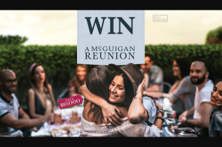 Bring Them Home – Win 'a Mcguigan Reunion and Dining Experience' With Loved Ones Valued at Up to Au$10000 (including Gst). (prize valued at $10,000)