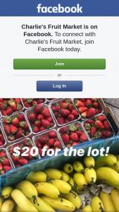 Charlie's Fruit Market – Win this Bundle