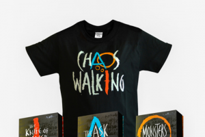 Child Magazine – Five Chaos Walking Packs That Include The Striking Anniversary Editions of All Three Titles and an Anniversary T-Shirt (design Chosen By The Author). (prize valued at $60)