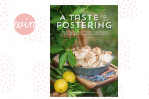 Child Magazine – Win 1/4 a Taste of Fostering Cookbook