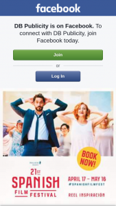 DB Publicity – Win Double Passes to Spanish Film Festival Wa Only