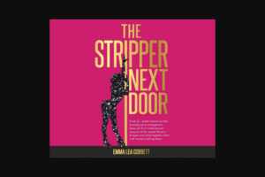 Digital quarter – Win One of Three Signed Copies of The Stripper Next Door