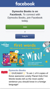 Dymocks Books – Win 1 of 6 Copies of These Awesome Lonely Planet Kids First Words Books Tell Us The Most Useful Sentence You Should Know In a Foreign Language