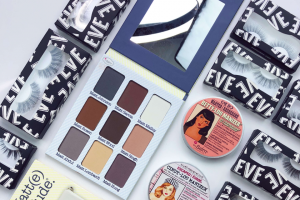 EVE Lashes – theBalm – Win a Eve Lashes & Thebalm Prize Pack (prize valued at $230)