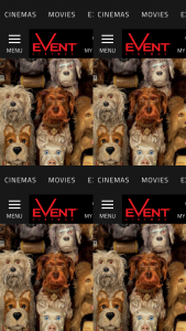 Event Cinemas – Win One of Twenty Limited Edition Ise of Dogs Figurine Sets