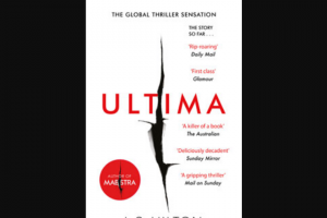 Femail – Win One of 5 X Copies of Ultima By Ls Hilton