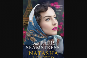 Femail – Win One of 5 X The Paris Seamstress Books